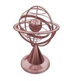 Terrestrial globe model Royalty Free Stock Photo