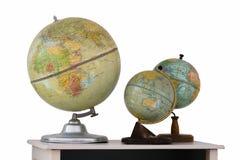 Terrestrial globe Stock Photos