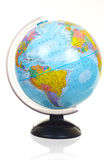 The terrestrial globe Stock Photography