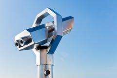 Terrestrial telescope Stock Photography