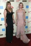 Terri Irwin, Naomi Watts Lizenzfreies Stockbild