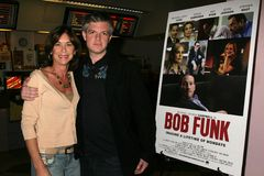 Terri Mann and Ben Ruffman at the Los Angeles Premiere Of 'Bob Funk'. Laemmle's Sunset 5 Theatres, Los Angeles, CA. 02-27-09 Royalty Free Stock Photography