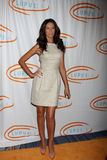 Terri Seymour arrives at the 12th Annual Lupus LA Orange Ball Stock Images
