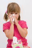Terrible flu Stock Images