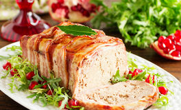 Terrine of meat Royalty Free Stock Photos