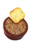 Terrine of pate Royalty Free Stock Photo