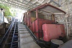 "Territet†""Glion funicular, Suiza Imagenes de archivo"