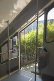 "Territet†""Glion funicular, Suiza Fotografía de archivo"