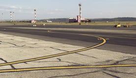 Territoire d'atterrissage Photos libres de droits
