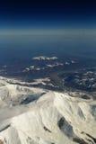 Territorio de Alaska que entra Fotografía de archivo
