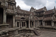 Territory of Angkor wat Cambodia Stock Images