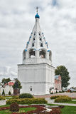 The Territory Of Kolomna Kremlin, Russia, Kolomna. Royalty Free Stock Photo