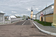 The Territory Of Kolomna Kremlin, Russia, Kolomna. Royalty Free Stock Photography