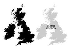 Territory of United Kingdom. Great Britain. Vector illustration vector illustration