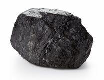 Terrón del carbón Imagen de archivo libre de regalías