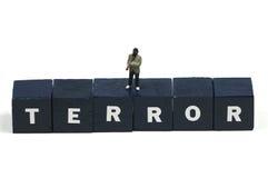 Terror Stock Image