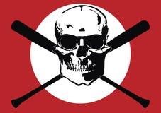 Terror des Skinheads Lizenzfreie Stockbilder