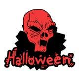 Terror stick halloween Royalty Free Stock Photography
