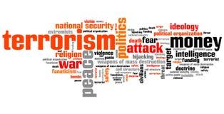 terrorism Royaltyfri Fotografi