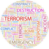 TERRORISM. Stock Image