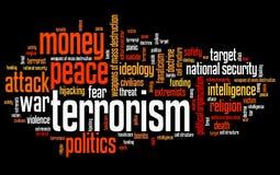terrorismus stock abbildung