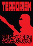 terrorismus Stockfoto