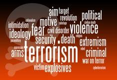 terrorismus Stockfotografie