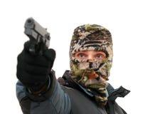 Terrorist Stock Foto's
