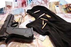 Terrorist 3 Royalty-vrije Stock Afbeeldingen