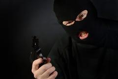 Terrorist Arkivfoto