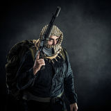 Terrorist Royalty Free Stock Photography