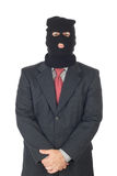 Terrorist Business man Royalty Free Stock Image