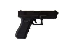 Terrorist gun Stock Image