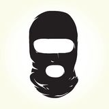 Terrorist mask Royalty Free Stock Image