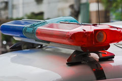 Terrorwarnung Stockfotos