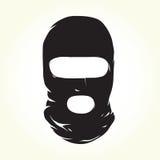 Terrorysta maska Obraz Royalty Free