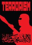 terroryzm Royalty Ilustracja