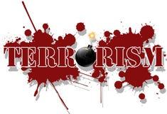 terroryzm Fotografia Stock