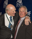Terry Bradshaw and Nick Buoniconti Stock Photography