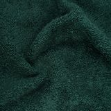 Terry cloth towel Stock Images