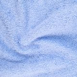 Terry cloth towel Royalty Free Stock Photo