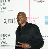 Terry Crews. NEW YORK - APRIL 23: Actor Terry Crews attends 'Straight Outta L.A.' presented by ESPN Gala during the 2010 Tribeca Film Festival at the BMCC/TPAC royalty free stock photography