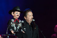 Terry Fator Royalty Free Stock Photos