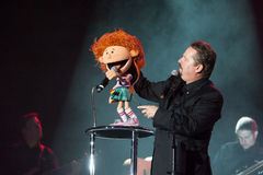 Terry Fator Stock Image