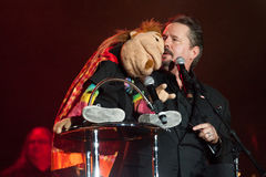 Terry Fator Royalty Free Stock Images