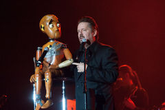 Terry Fator Stock Photo