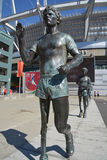Terry Fox Royalty Free Stock Photography
