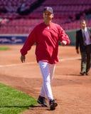 Terry Francona, les Red Sox de Boston Photos stock