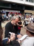 Terry Gilliam al Premiere di Toy Story 3 Immagine Stock