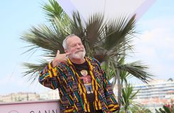 Terry Gilliam attends `The Man Who Killed Don Quixote`. Photocall during the 71st Cannes Film Festival at Palais des Festivals on May 19, 2018 in Cannes, France Stock Photo
